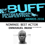 BUFF AWARDS_2016_BEST ACTOR_EMMANUEL IMANI