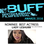 BUFF AWARDS_2016_BEST ACTRESS_LADYLESHURR