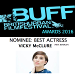 BUFF AWARDS_2016_BEST ACTRESS_VICKYMcCLURE