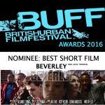 BUFF AWARDS_2016_BEST SHORT FILM_ BEVERLEY