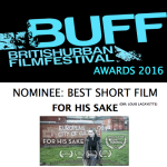 BUFF AWARDS_2016_BEST SHORT FILM_ FOR HIS SAKE