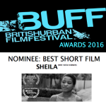 BUFF AWARDS_2016_BEST SHORT FILM_ SHEILA