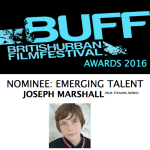 BUFF AWARDS_2016_EMERGING TALENT_JOSEPH MARSHALL
