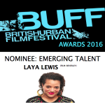 BUFF AWARDS_2016_EMERGING TALENT_LAYA LEWIS