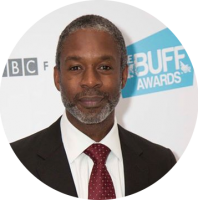 The British Urban Film Festival special honorary award 2016: Wil Johnson