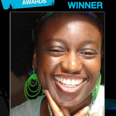 WINNER: Sade Adeniran for