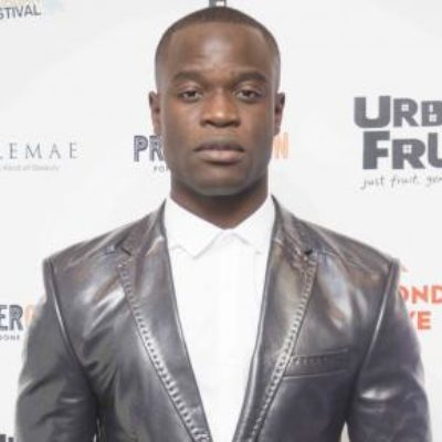 The British Urban Film Festival best actor award 2016: Emmanuel Imani (