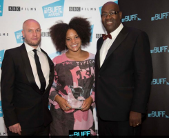 The British Urban Film Festival best short film award 2016: 'Beverley' (producer Cass Pennant, director Alexander Thomas)