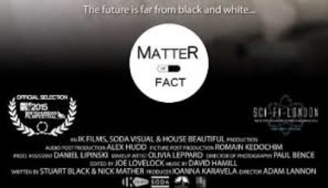 Matter of Fact - Directed by Adam Lannon