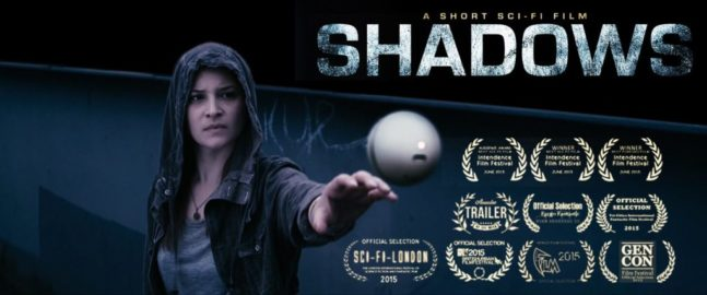 Shadows - Directed by: Luke Armstrong