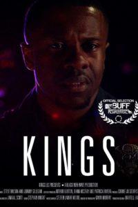 KINGS directed by Jamal Scott: Thurs 7 June, Bernie Grants Art Centre