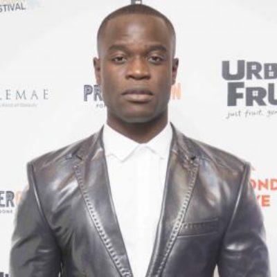 The British Urban Film Festival best actor award 2016: Emmanuel Imani (