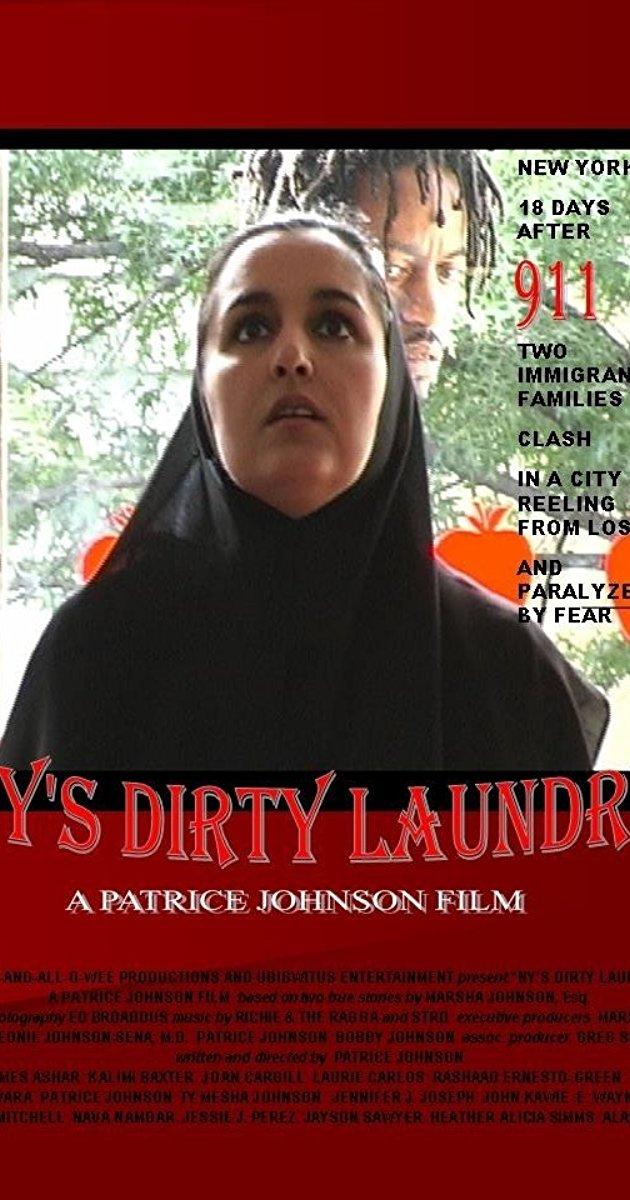 NY's dirty laundry - Patrice Johnson