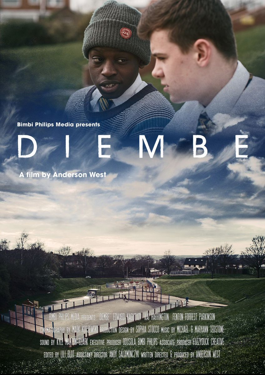 Diembe - Directed by Anderson West