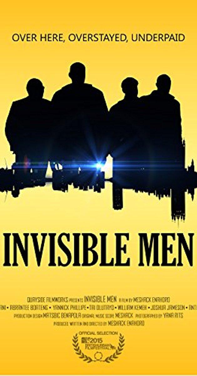 Invisible Men (Dir: Meshack Enahoro) Red Carpet UK Premiere + Q&A Host: Larushka Ivan-Zadeh