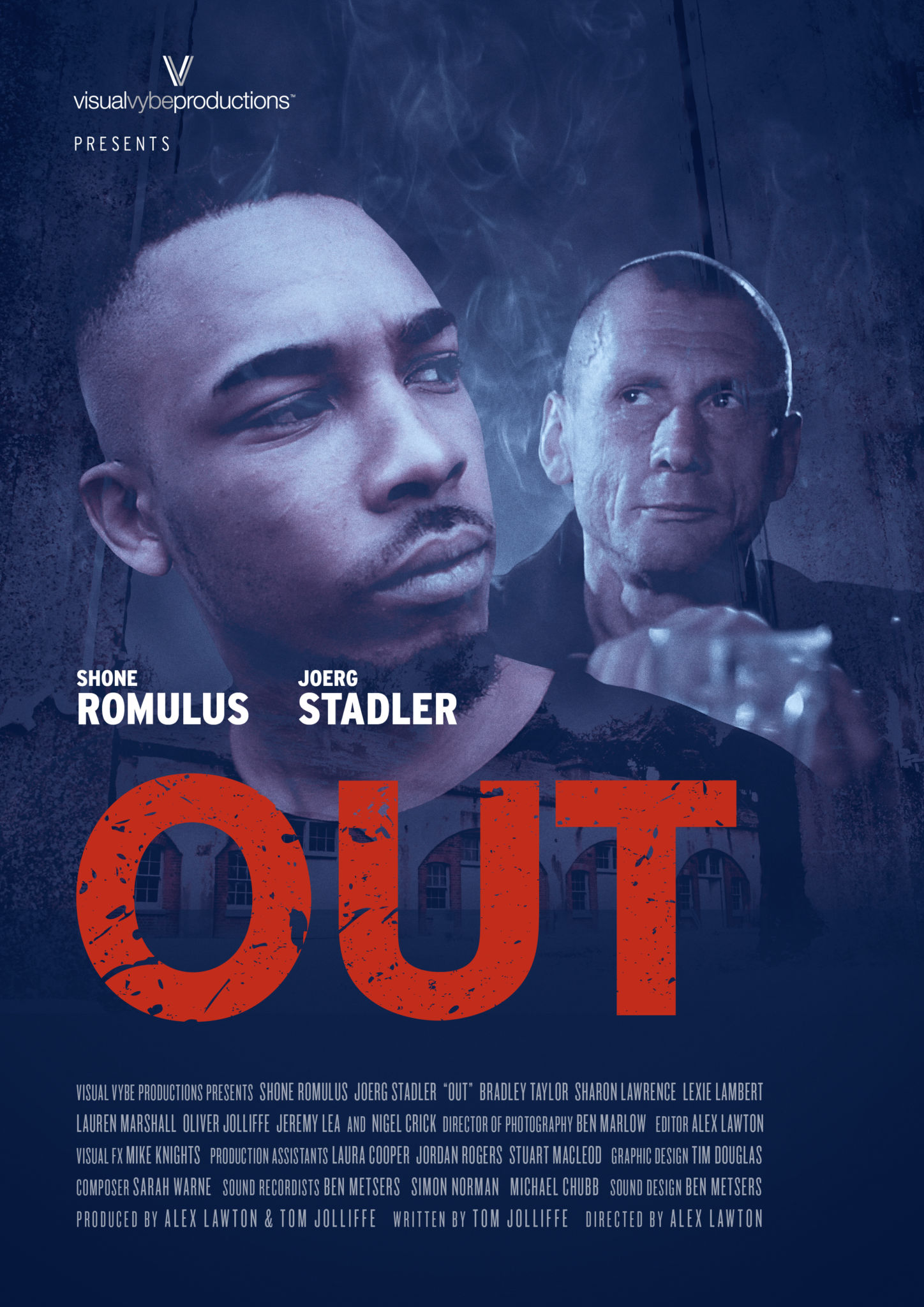 Out film - Directed by Alex Lawton