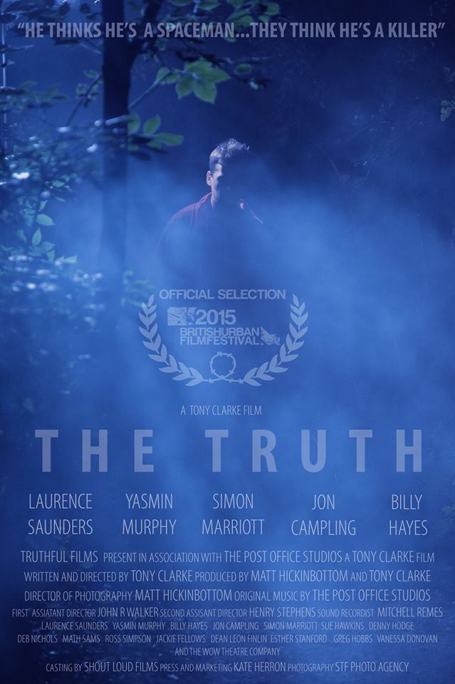 The Truth - Directed by Tony Clarke. Genesis Premiere + Q&A Host: Jessica Mellor