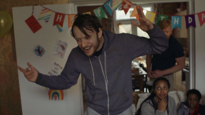 BEST SHORT FILM - WINNER: SMACK EDD (DIR: GREG HALL)