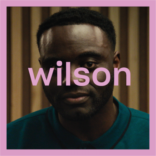 'Wilson'Tue 3 Sept 4pm - 7pm: Man'dem shorts (with Q&A)