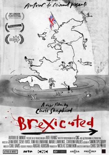 'Brexicuted' Tue 3 Sept 7.30pm - 10pm: Life and death (shorts with Q&A)