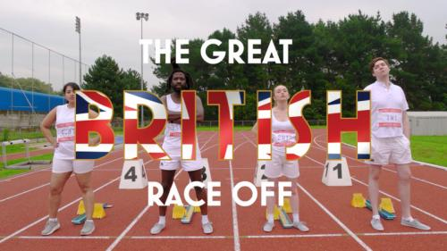 'The Great British race off' Mon 2 Sept6pm - 10pm: Granola Time (Monday night shorts with Q&A)