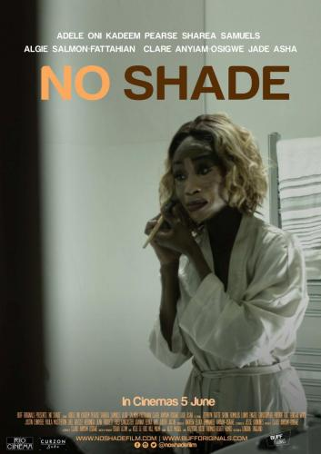 No Shade Film Poster - Final
